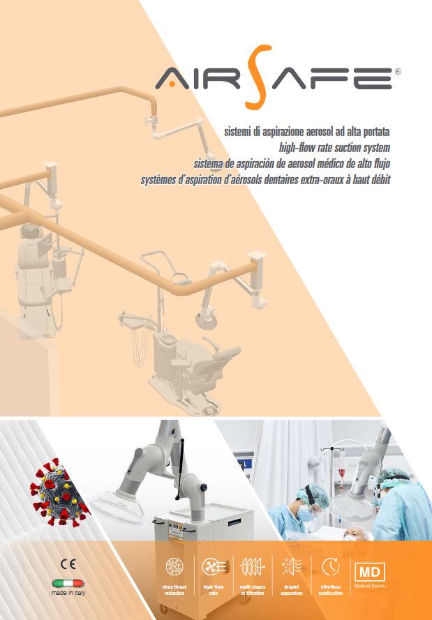 Disponibile il nuovo catalogo AirSafe® edizione 2021